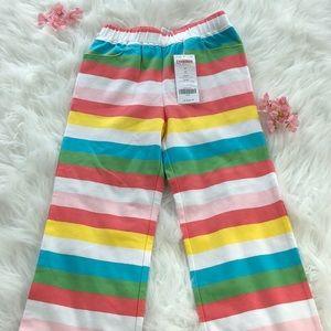 NWT!! Rainbow Striped Pants! 🌈